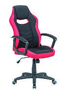 Кресло геймерское красно-черное