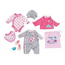 Комплект одежды и обуви для куклы Baby Born Zapf Creation
