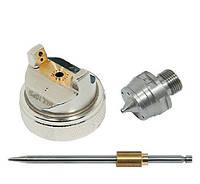 Форсунка для краскопультов K-350 диаметр форсунки 1.0мм AUARITA NS-K-350-1.0 (Италия/Китай)
