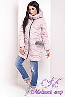 Женская теплая зимняя куртка (р. XS, S, M, L, XL) арт. Лея 17402