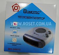 Тепловентилятор бытовой - Domotec MS-H0015, фото 1