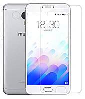Защитная плёнка для Meizu M3, M3 mini, M3s (прозрачная)