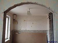 Резка проемов в несущих стенах