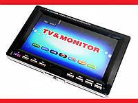 Портативный телевизор TV USB SD 7,5''