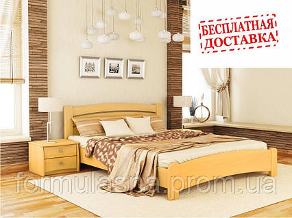 Кровать деревянная Венеция Люкс Эстелла, фото 2