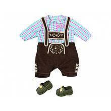 Одяг для хлопчика 43 см Baby Born Zapf Creation 822869
