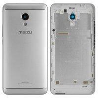 Задняя крышка батареи для мобильного телефона Meizu M5s, серебристая