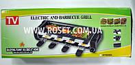 Электрический гриль-барбекю - Electric and Barbecue Grill HY9099А, фото 1