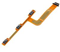Шлейф для Meizu M3, M3s, M3s mini, с кнопкой включения, с кнопками регулировки громкости