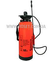 Ручной опрыскиватель помповый - Pressure Sprayer 10 L Forte ОП-10, фото 1