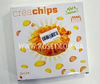 Форма для изготовления домашних картофельных чипсов - Crea Chips, фото 1
