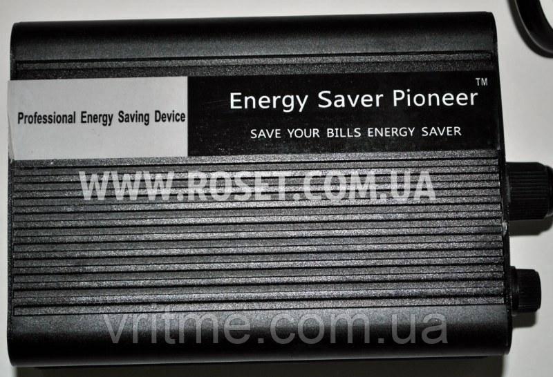 Стабилизатор напряжения энергосберегающий прибор - Energy Saver Pioneer