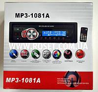 Автомобильная магнитола автомагнитола - MP3-1081A, фото 1