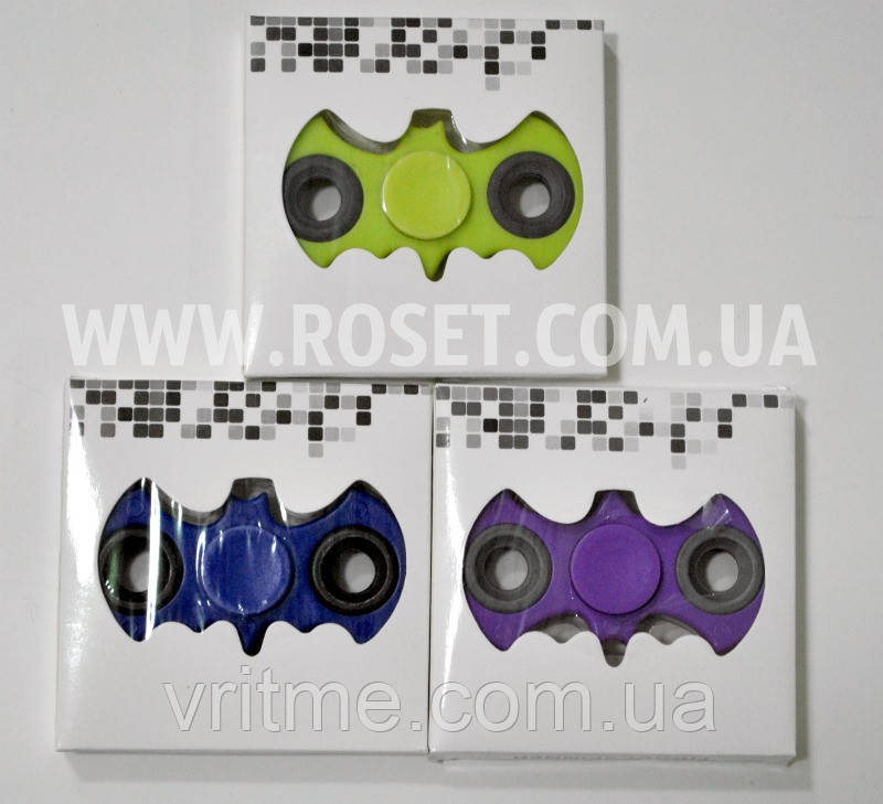Спинер-вертушка Fidget Hand Spinner Batman
