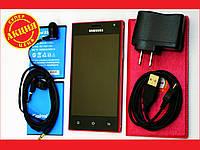 Телефон Samsung Caimi S9 Красный - 5''+2Sim+2Ядра+ЧЕХОЛ+2батареи