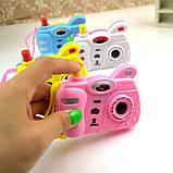 Фотоаппарат для ребенка цвет белый, фото 2