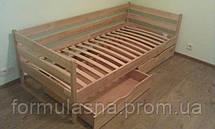 Кровать подростковая буковая Нота Эстелла, фото 2