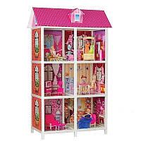 Детский кукольный домик для Барби 66886 KK