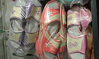Женские кожаные домашние тапочки производство Польша
