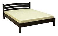 Ліжко деревяне ЛК-111, фото 1