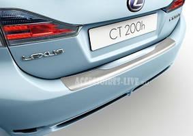 Накладка заднего бампера PZ402-Z0520-ZB к Lexus CT200H