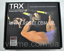 Спортивные ленты (петли) - TRX (Total Body Resistance Exercise)