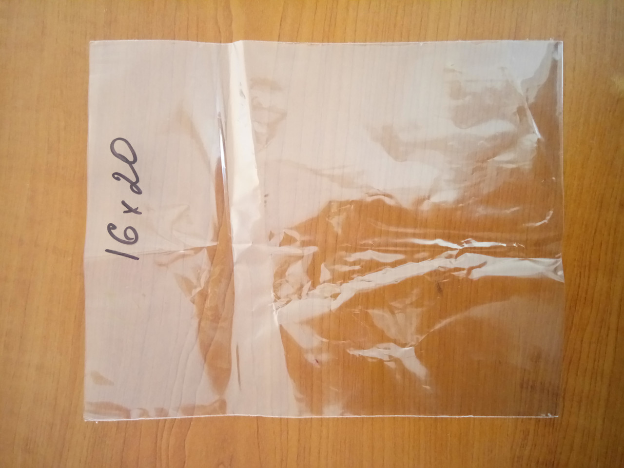 Полипропиленовый пакет 16х20
