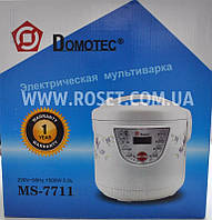 Мультиварка электрическая - Domotec MS-7711 1000W 5L, фото 1