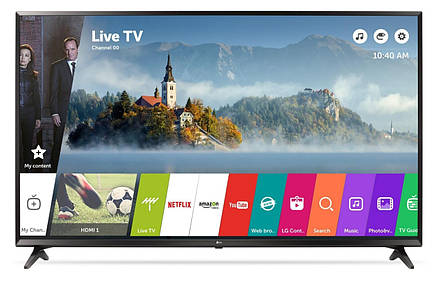 Телевизор  4K LG 49UJ6307 модель 2017 года, фото 2