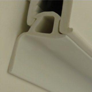 Вставка-заглушка S декоративная для стенового профиля