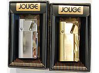 Зажигалка турбо подарочная + фонарик + открывашка Jouge