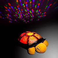 Ночник черепахаTurtlе, Черепаха Проектор звездного неба, Детский ночник черепаха, Ночник проектор