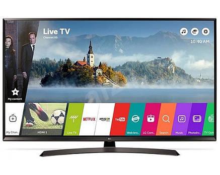 Телевизор  4K LG 43UJ635 модель 2017 года, фото 2