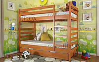 Двухъярусная кровать Рио Сосна Arbor Drev