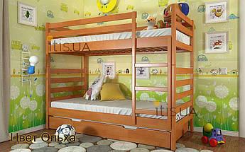 Двухъярусная кровать Рио бук Arbor Drev