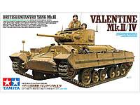 Valentine Mk.II/IV 1/35 TAMIYA 35352