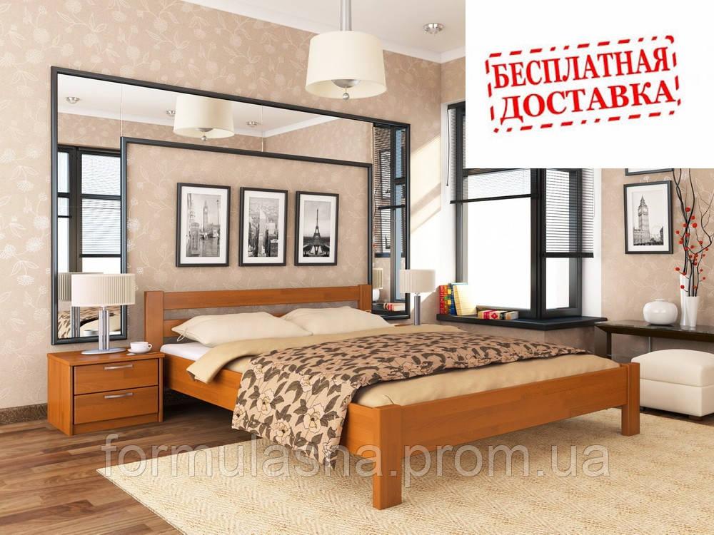 Кровать деревянная Эстелла Рената