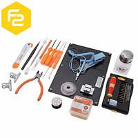 Набор инструментов для ремонта электроники (49 в 1), JM-1101