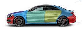 Профессиональный подбор Автомобильной краски