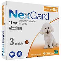 НексгарД 2 - 4 кг