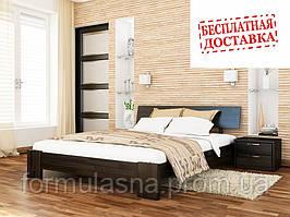 Кровать деревянная Эстелла Титан