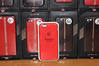 Силикон original iPhone 6s copy