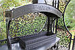 """Мангальная зона с вытяжкой и угловым столом """"Тамерлан"""" (для установки в беседку) макс. комплектация, фото 2"""