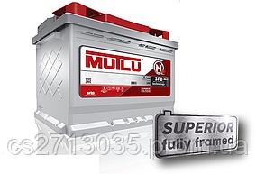 Автомобильный аккумулятор Mutlu SFB 60Ah/510A (0) R