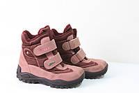 Зимние ботинки на девочку размер 26 ICE DELtex