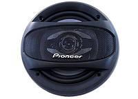 Автомобильные колонки Pioneer TS 1673 16см, автоакустика, аудиотехника для авто,коаксиальные автоколонки
