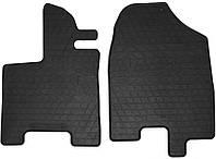 Резиновые передние коврики для Acura MDX III 2014- (STINGRAY)