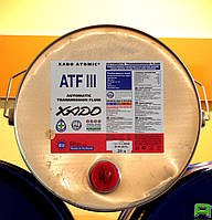 XADO Atomic Oil ATF III масло трансмиссионное для ГУР на разлив
