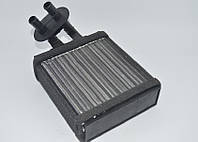 Радиатор отопителя лобового стекла Богдан А091-А092. Исузу алюминиевый.