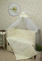 """Детское постельное белье в кроватку GreTa Lux - """"Симпатяшка"""" 7эл., фото 1"""